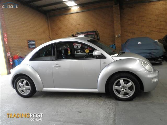 Y Reg Beetle For Sale 2001 VOLKSWAGEN BEETLE...