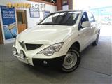 2010 SSANGYONG ACTYON SPORTS TRADIE 100 Series UTILITY