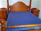 4 pce queensize Bedroom  suite