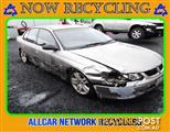 WRECKING 2001 HOLDEN COMMODORE VX EXECUTIVE SEDAN 6 CYL AUTOMATIC SILVER