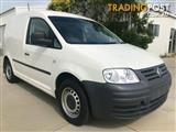2006 Volkswagen Caddy SWB 2KN Van