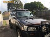 2005 NISSAN PATROL ST-L (4x4) GU IV 4D WAGON