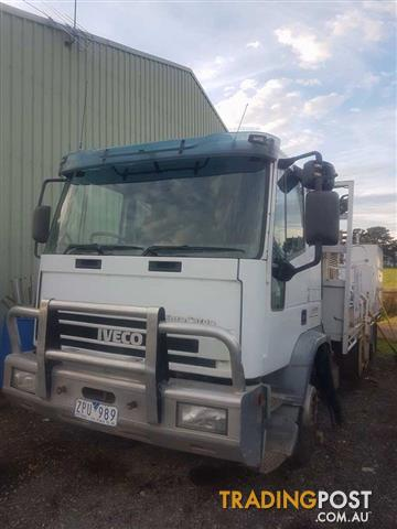 Iveco Eurocargo Truck 2001 for sale