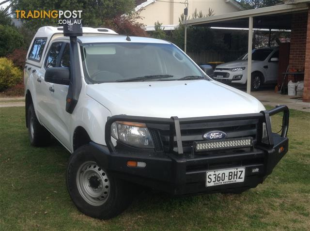 2012 ford ranger xl 3 2 4x4 px dual cab utility for sale in brighton sa 2012 ford ranger xl. Black Bedroom Furniture Sets. Home Design Ideas