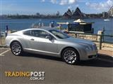 2005 BENTLEY CONTINENTAL GT 3W 2D COUPE