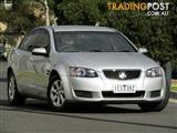 2012 Holden Commodore Omega VE II MY12 Sedan