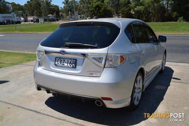2009 subaru impreza rs awd my09 5d hatchback for sale in. Black Bedroom Furniture Sets. Home Design Ideas