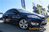 2007  FORD MONDEO XR5 TURBO MA 5D HATCHBACK