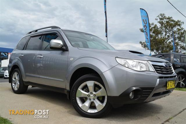 2010 subaru forester 2 0d premium my10 4d wagon for sale in mulgrave nsw 2010 subaru forester. Black Bedroom Furniture Sets. Home Design Ideas