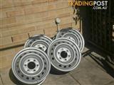 Ford ranger wheels J16x7J