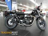2016  TRIUMPH STREET CUP ROAD ICON CLASSICS CYCLE