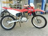 2008  HONDA CRF230F   CYCLE