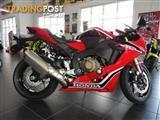 2017  HONDA CBR1000RRA ABS FIREBLADE ROAD FIREBLADE CYCLE