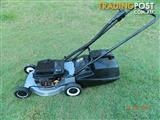 Victa 2 Stroke Lawn Mower with Catcher