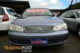 2005 Nissan Pulsar ST N16 MY04 Sedan