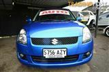 2009 Suzuki Swift RE.4 EZ MY07 Update Hatchback