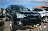 2011 Holden Captiva 5 2 Wagon