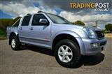 2003 Holden Rodeo LT 4X4 RA Dual Cab