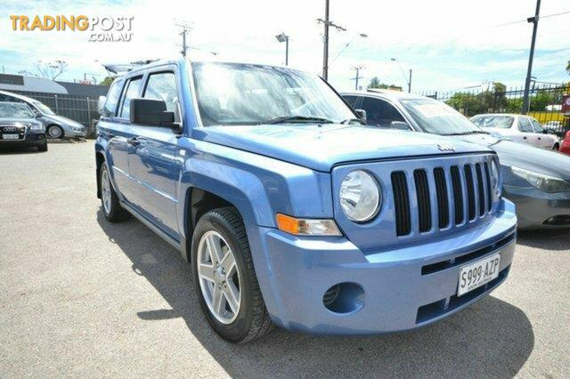 2007 jeep patriot limited mk wagon for sale in blair athol sa 2007 jeep patriot limited mk wagon. Black Bedroom Furniture Sets. Home Design Ideas