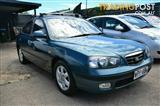 2001 Hyundai Elantra GLS XD Sedan