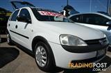 2001 Holden Barina  XC Hatchback