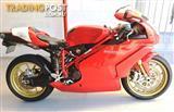 2005 DUCATI 999s 999CC MY05 SPORTS