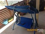 2 Seater Kids Swing Seat
