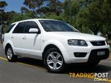 2010 FORD TERRITORY TX SY MKII WAGON
