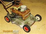 Wanted: Wanted old mowers running or not running or just won't start  anymore