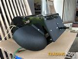 Restored Mk1 Morris Cooper  S heater