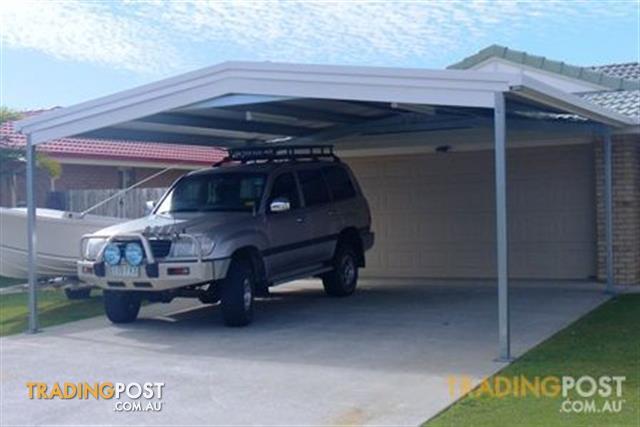 Custom Made Gable Carport For Sale In Ormeau Qld Custom