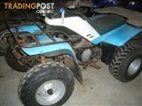 1990 YAMAHA YFM200DX 200CC ATV