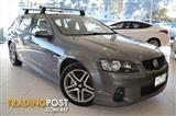 2012 HOLDEN COMMODORE SV6 VE Series II WAGON