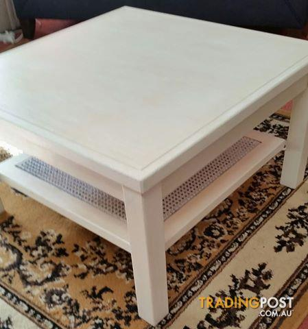Coffee Table Restored Solid Timber Excellent Condition