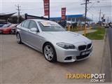 2011 BMW 5 20d F10 MY11 4D SEDAN