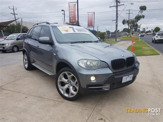 2007 BMW X5 4.8i E70 4D WAGON for sale in Deer Park VIC | 2007 BMW ...