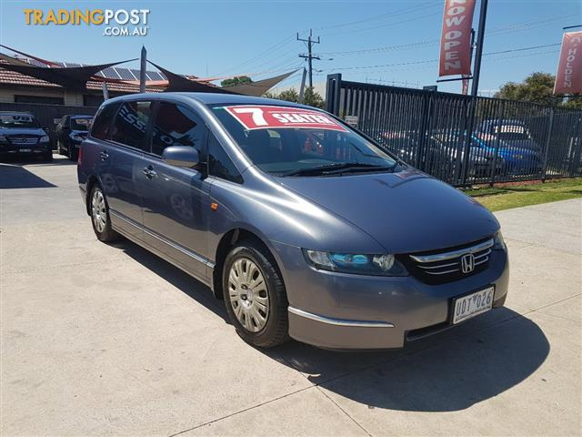 2006 honda odyssey 20 4d wagon for sale in deer park east vic 2006 honda odyssey 20 4d wagon. Black Bedroom Furniture Sets. Home Design Ideas
