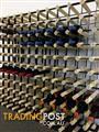 Wanted: Wine Rack wood and metal cellar storage 140 Bottle