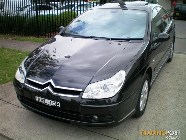 2005 citroen c5 3 0 v6 4d sedan for sale in punchbowl nsw. Black Bedroom Furniture Sets. Home Design Ideas