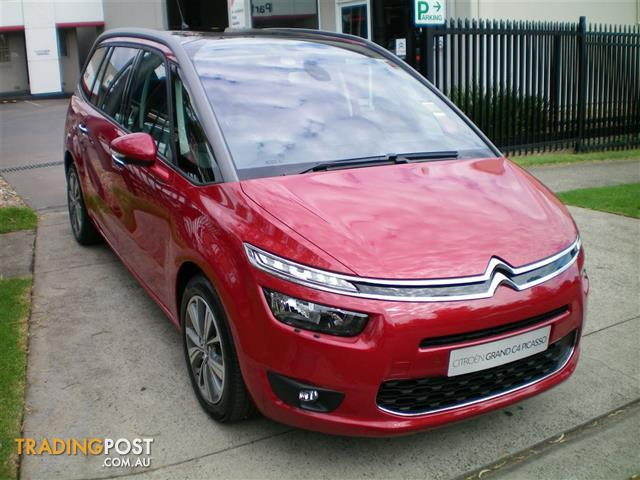 2016 citroen grand c4 picasso intensive 110 hdi b7 my15 4d wagon for sale in punchbowl nsw. Black Bedroom Furniture Sets. Home Design Ideas