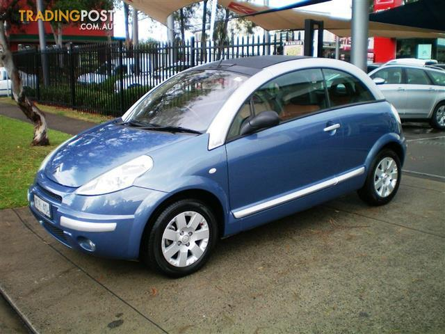 2004 citroen c3 pluriel 2d convertible for sale in punchbowl nsw 2004 citroen c3 pluriel 2d. Black Bedroom Furniture Sets. Home Design Ideas