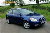 2006 Hyundai Accent 1.6 MC Hatchback