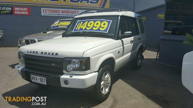 2003 land rover discovery series ii wagon for sale in prospect sa 2003 land rover discovery. Black Bedroom Furniture Sets. Home Design Ideas
