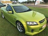 2008 HOLDEN COMMODORE SS-V VE MY09.5 UTILITY