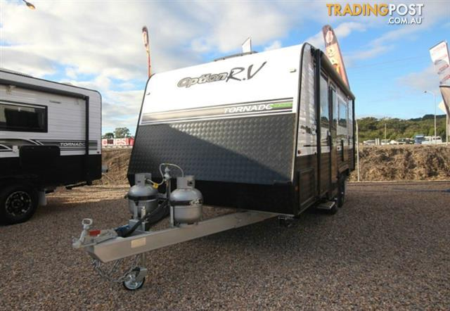 Excellent OPTION RV TRACTION CARAVAN For Sale In Woombye QLD  CARAVAN OPTION RV