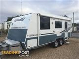 2017  OPTION RV DISTINCTION   CARAVAN