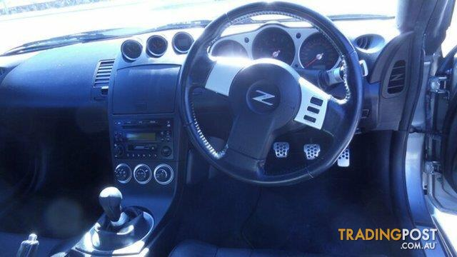 2005 nissan 350z 35th anniversary z33 my05 upgrade coupe. Black Bedroom Furniture Sets. Home Design Ideas
