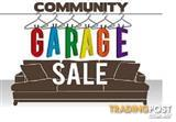 Eynesbury Community Garage Sale Trail - 51 Houses Sunday 22nd October 8 am to 2 pm.