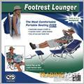 Wearever Backpack Folding Beach Camp Pool Deck Lounger Chair