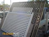 timber lattice work